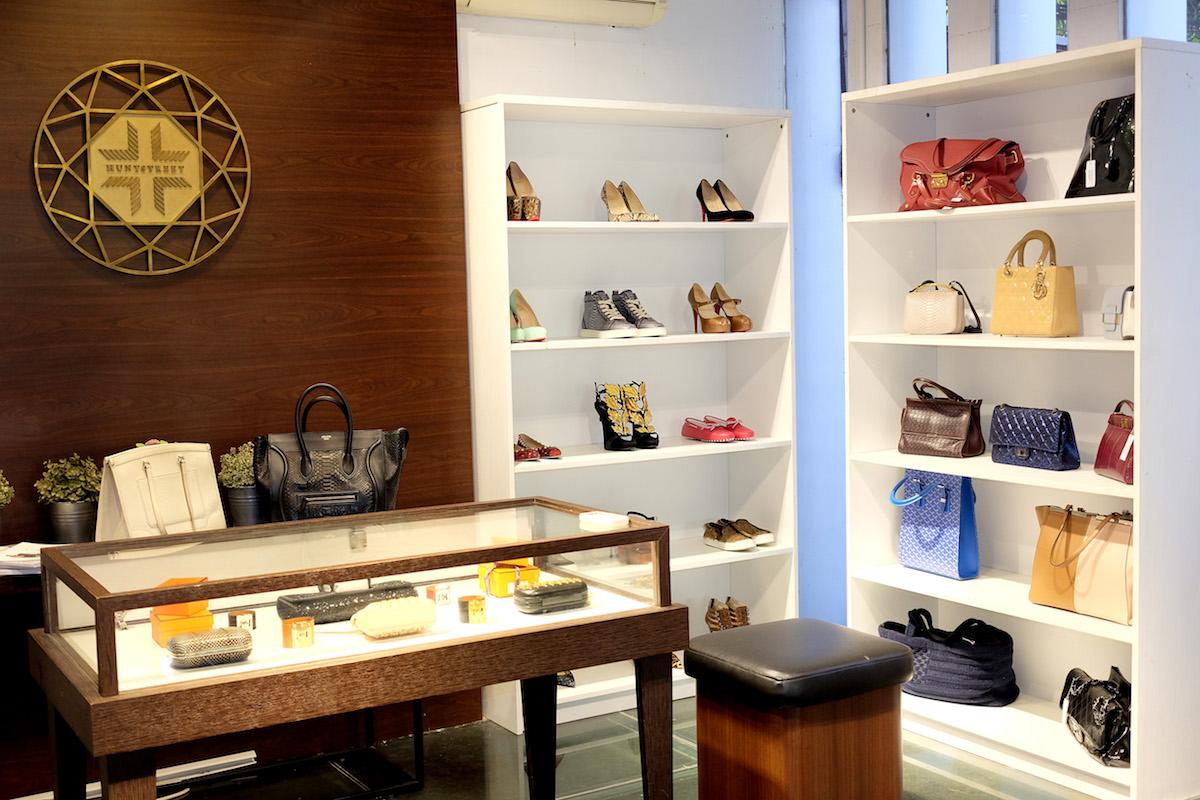 HuntStreet Showroom