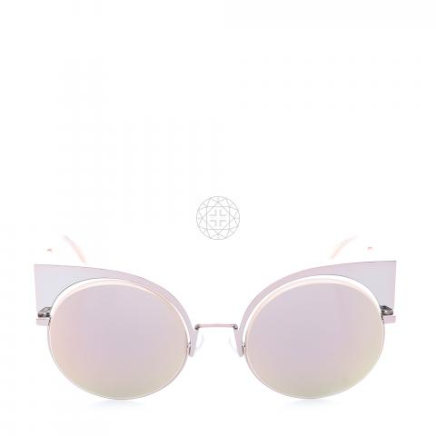 a7ca3d68f72 Sell Fendi Eyeshine Sunglasses - Rose Gold