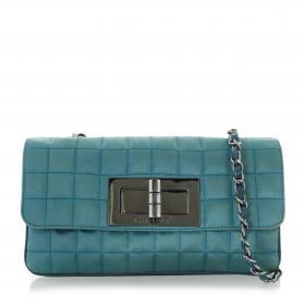 0a046c97fe93 Sell Chanel Metallic Striped Reissue 2.55 Flap Bag - Light Grey ...