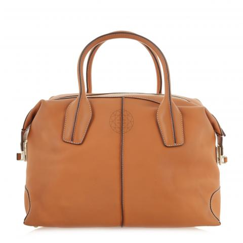 9a255484649 Sell Tod's D-Styling Bauletto Piccolo Satchel Bag - Orange ...