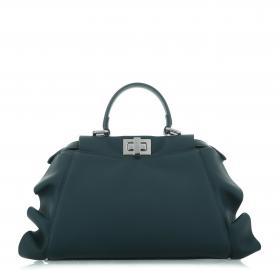 e95a947d4be4 Sell Fendi Mini Peekaboo Bag - Green