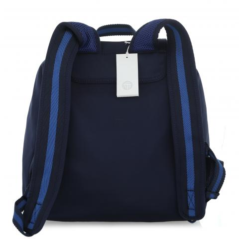 99c5a670db4 ... Tory Burch Neoprene Mesh Backpack Sport - Navy Blue. PrevNext