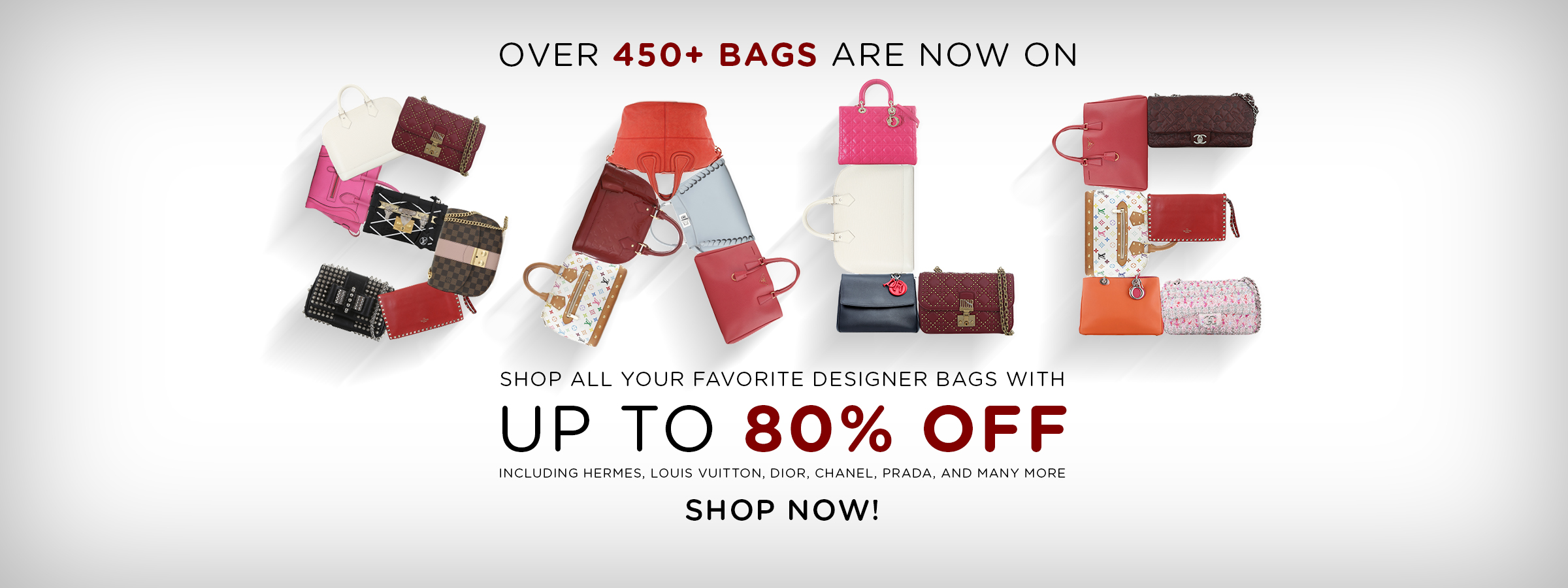 BAGS Sale