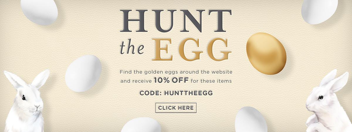 HUNT THE EGG: Find The Golden Egg