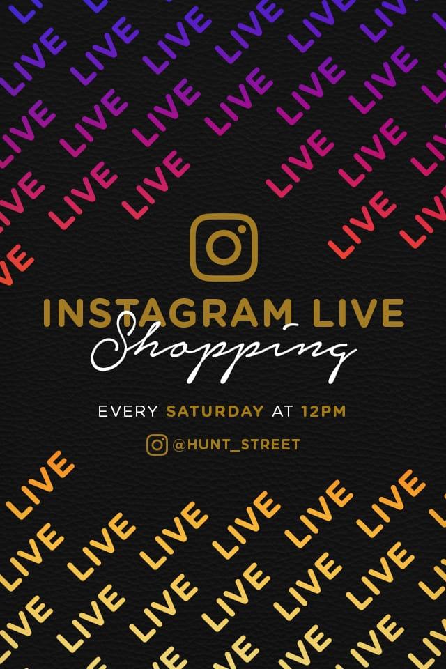 Instagram Live Shopping
