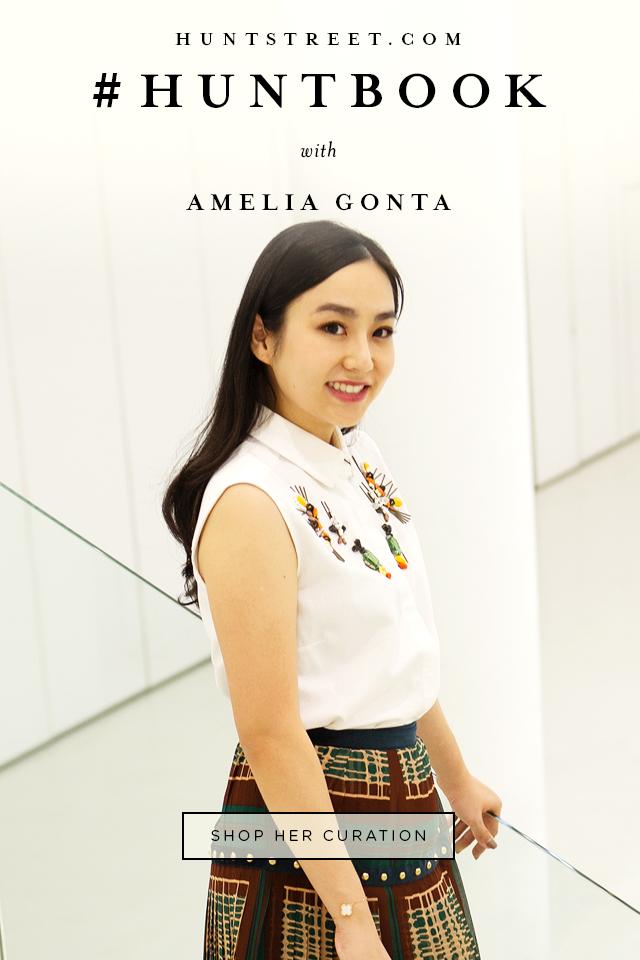 #HUNTBOOK: Amelia Gonta