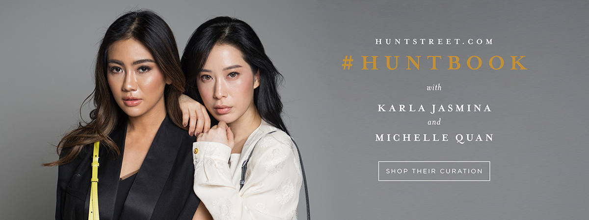 #HUNTBOOK: Karla Jasmina and Michelle Quan