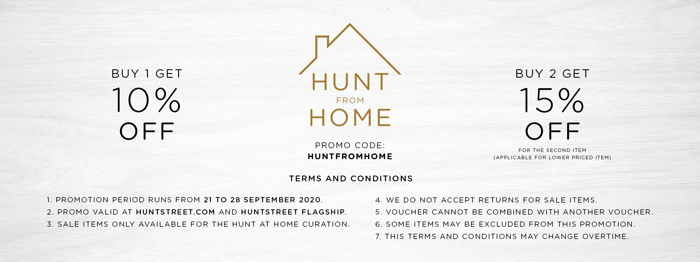Hunt From Home