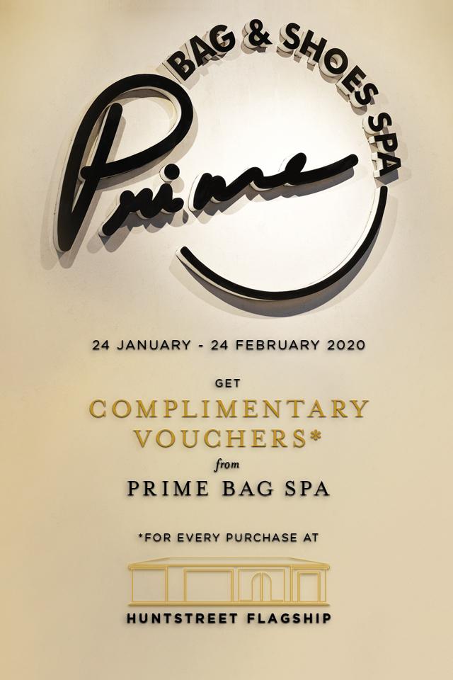 Prime Bag Spa Promo