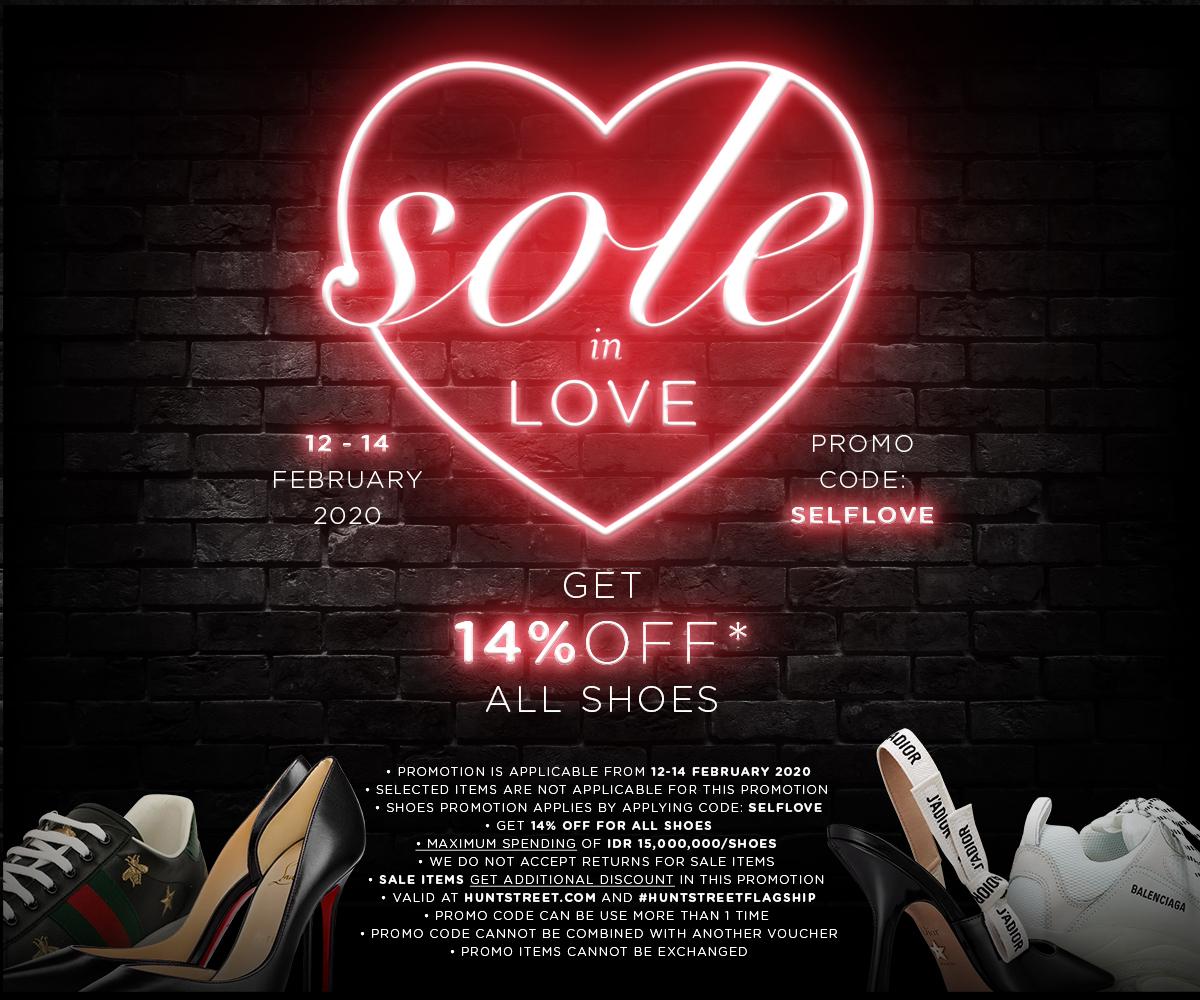 Sole in Love Promo