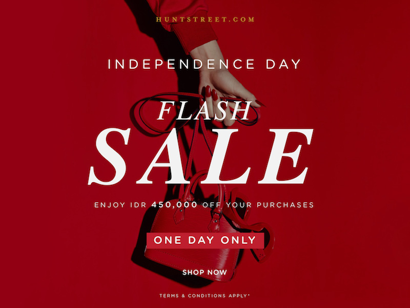 Independence Day: FLASH SALE