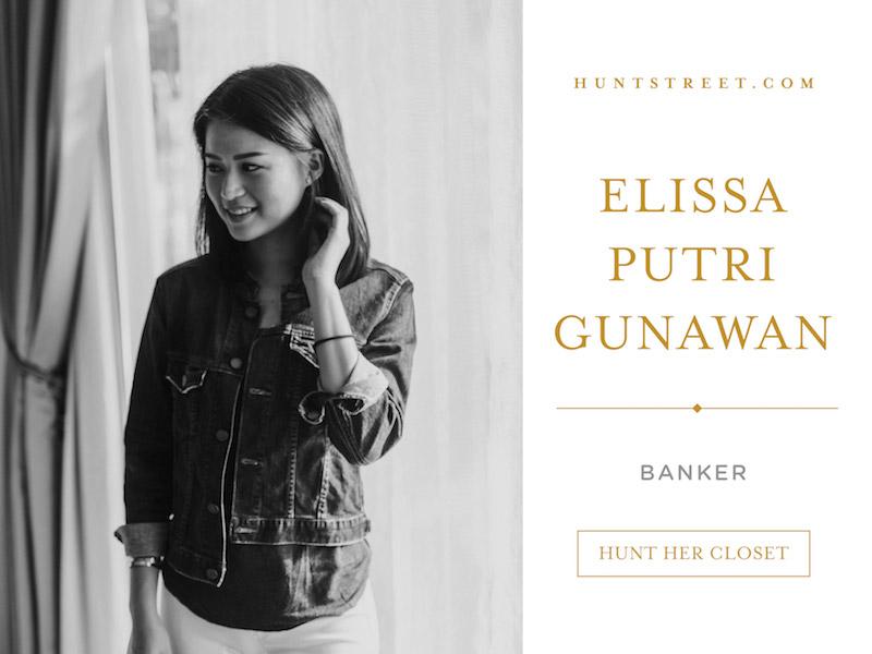 #HuntHerCloset: Elissa Putri Gunawan